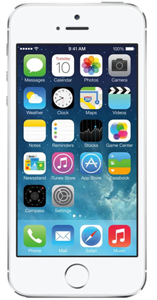 Picture of Sim Free Apple iPhone 5s