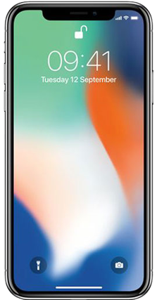 Picture of Sim Free Apple iPhone X