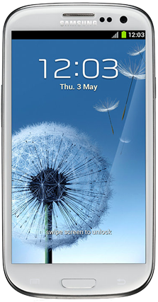 Picture of Sim Free Samsung Galaxy S3