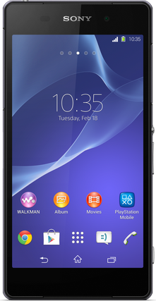 Picture of Refurbished Sony Xperia Z2