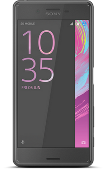 Picture of Sim Free Sony Xperia X