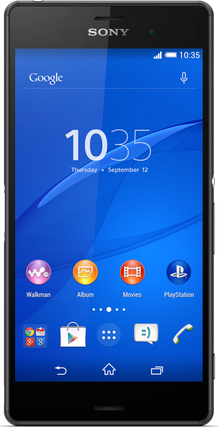 Picture of Sim Free Sony Xperia Z3