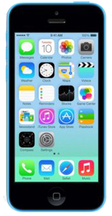 Picture of Contract Apple iPhone 5c