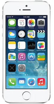 Picture of Contract Apple iPhone 5s