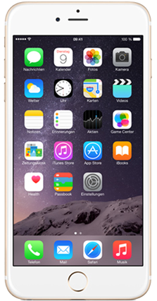 Picture of Contract Apple iPhone 6 Plus
