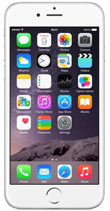 Picture of Contract Apple iPhone 7