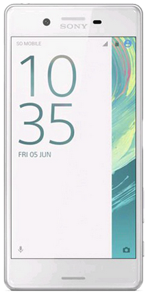 Picture of Contract Sony Xperia X