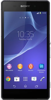 Picture of Contract Sony Xperia Z2