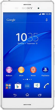 Picture of Contract Sony Xperia Z3