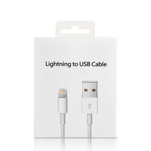 Picture of Apple Lightning to USB Cable for All iPhone - iPad and 6 Plus