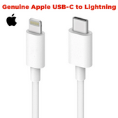 Picture of Genuine Apple USB-C to Lightning Cable | iPhone charging Cable | iPad Cable | 1M