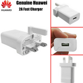 Picture of Genuine Fast 2A Mains Charger Plug Charging Adapter For Huawei Honor Phones LOT