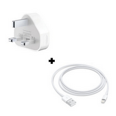 Picture of Apple iPad Pro 1st, 2nd, 3rd Generation Power Charging Cable & Adapter