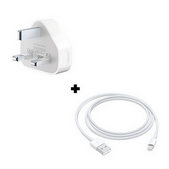 Picture of Apple iPhone 8, 8 Plus  Charging Cable & Adapter