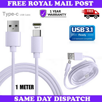 "Picture of New USB Type C Charger Cable Data Sync Lead For Apple iPad Pro 11"" 12.9"" 2020 UK"