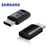 Picture of Genuine Fast USB-C To Micro Converter Charger Adapter For Galaxy S8 S9 S9+ Plus
