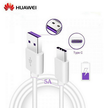 Picture of Genuine Huawei 2A Fast Mains Charger Plug& Type-C USB Cable For Honor 8 9 10 V20