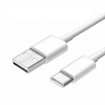 Picture of Dual Ports UK Charger Plug 2.1A Output With 1M USB Cable For Android IOS Phones