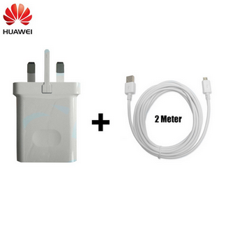 Picture of Genuine Huawei Super Fast 5A Charger Plug & 2M USB Cable For Huawei P Smart 2019