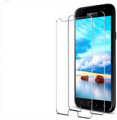 Picture of For Samsung Galaxy A51 A71 81 Glass Screen Protector & Transparent back case