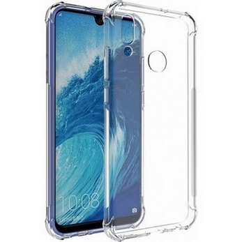 Picture of For Huawei Mate P20 30 Lite Pro P Smart  transparent back  case & Glass Screen Protector
