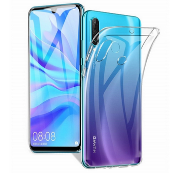 Picture of For Huawei Y6 P30 ,Silicone Phone Case & Glass screen protector.
