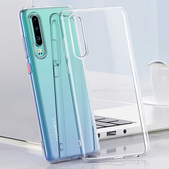 Picture of For HUAWEI  P40 Y6S Y8S transparent Case Shockproof.