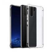 Picture of For Huawei Mate P30  Pro Y7  transparent  back Case.
