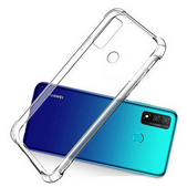 Picture of For Huawei  P Smart 2021 transparent  back Case.