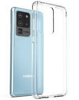 Picture of Shockproof Case For Samsung Galaxy S9/10/20 Transparent Mobile Phone Case