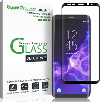 Picture of Genuine Tempered Glass Screen Protector For Samsung Galaxy Note 9 Plus
