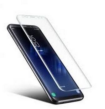 Picture of Full Tempered Glass Screen Protector For Samsung Galaxy S8