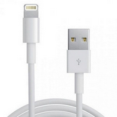 Picture of Apple iPhone Lightning Cable 1M  Long Phone Charger Lead for iPhone   8 7  6 / 6s Plus